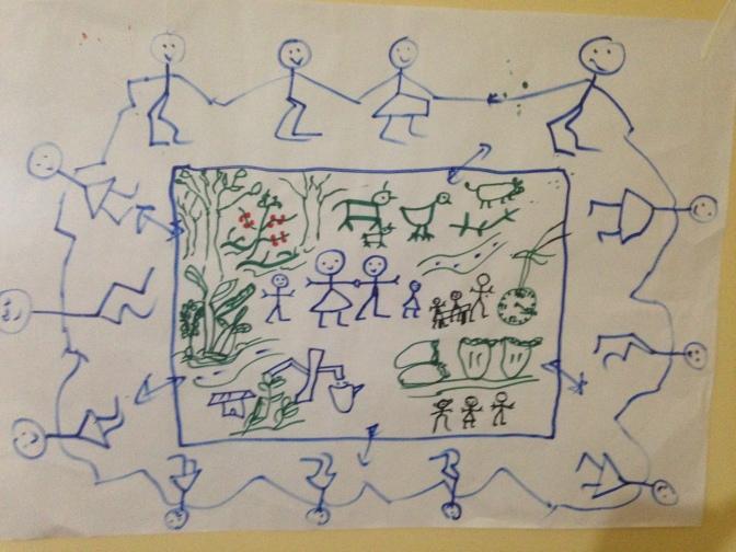 Le programme Mpanga Super Farmers illustré par les partenaires lors du workshop